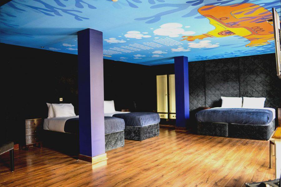 Yellow Submarine Arthouse Hotel