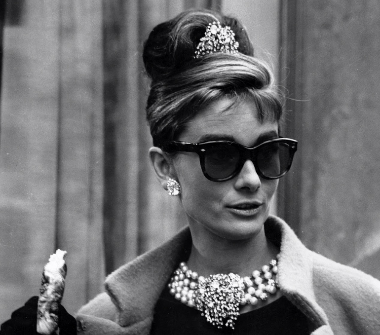 Audrey Hepburn - movie themed Hen Party fancy dress ideas