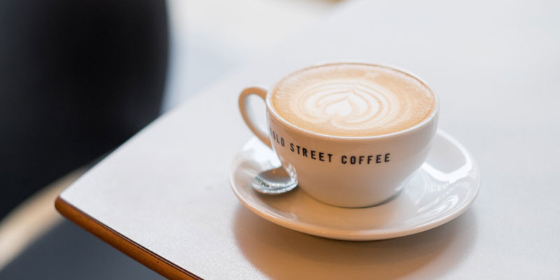 Bold Street Coffee Liverpool