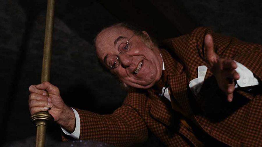 Uncle Albert - Ed Wynn