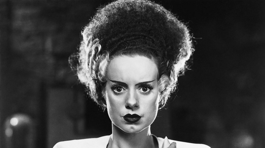 Katie Nanna - Bride of Frankenstein