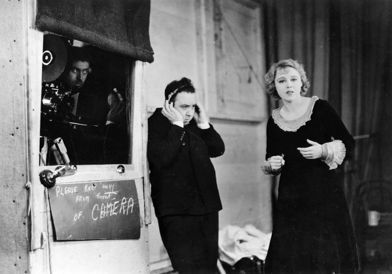 hitchcock behind the scenes