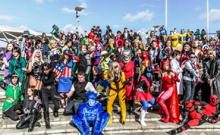 Liverpool - Anime and Gaming Comic con