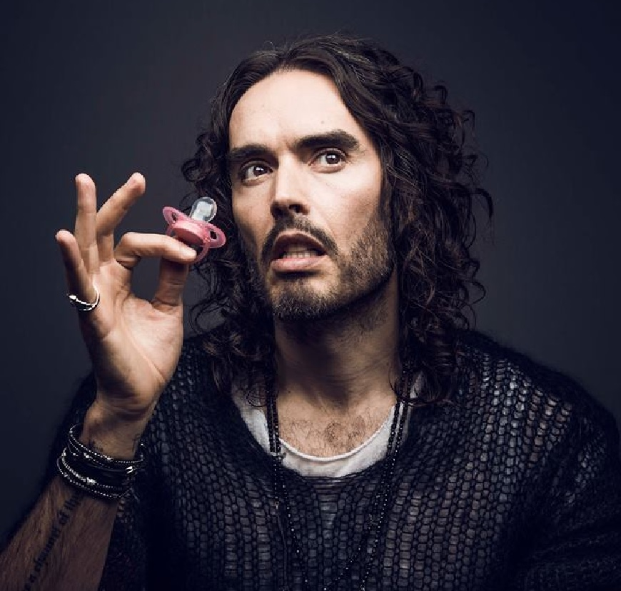 Russel Brand Re: Birth Tour Liverpool