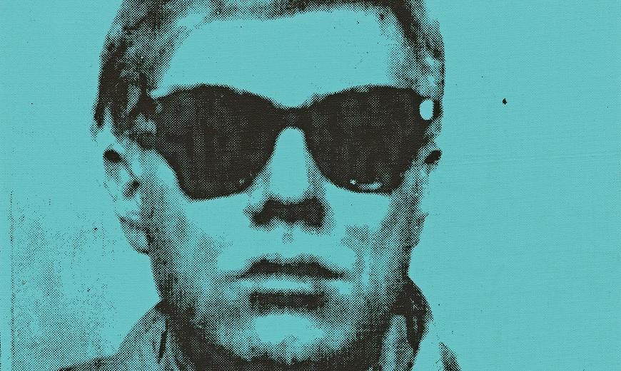 £7 million selfie - Andy Warhol