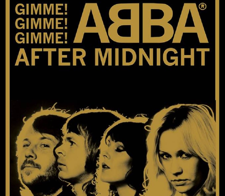 ABBA After Midnight - bank holiday on Seel street