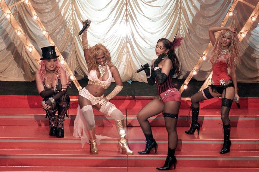 what is burlesque dancing