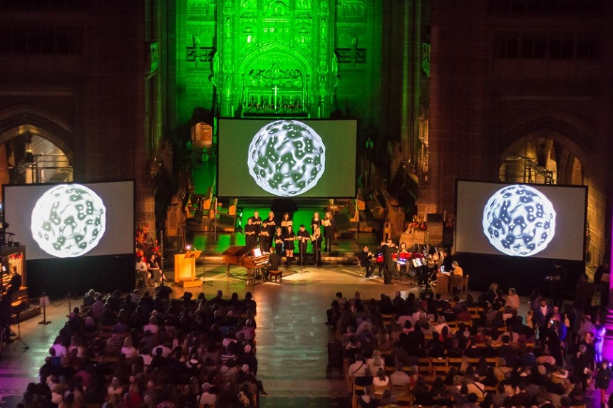 watch movies in Liverpool at Anglican Cathedral
