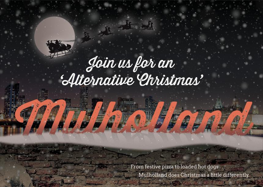 Christmas Mulholland