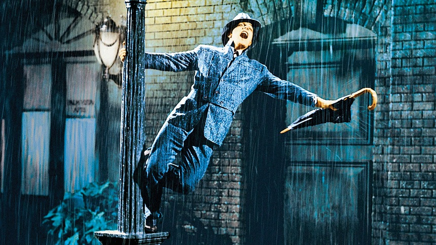 watch movies in Liverpool Singing in the Rain