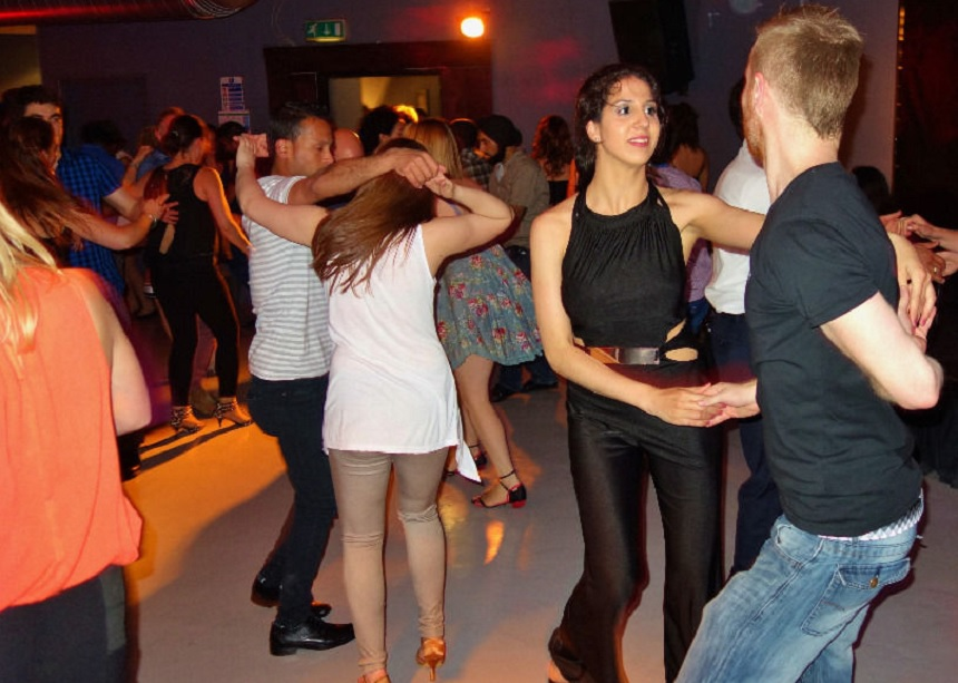 Salsa Lessons Arthouse Hotel