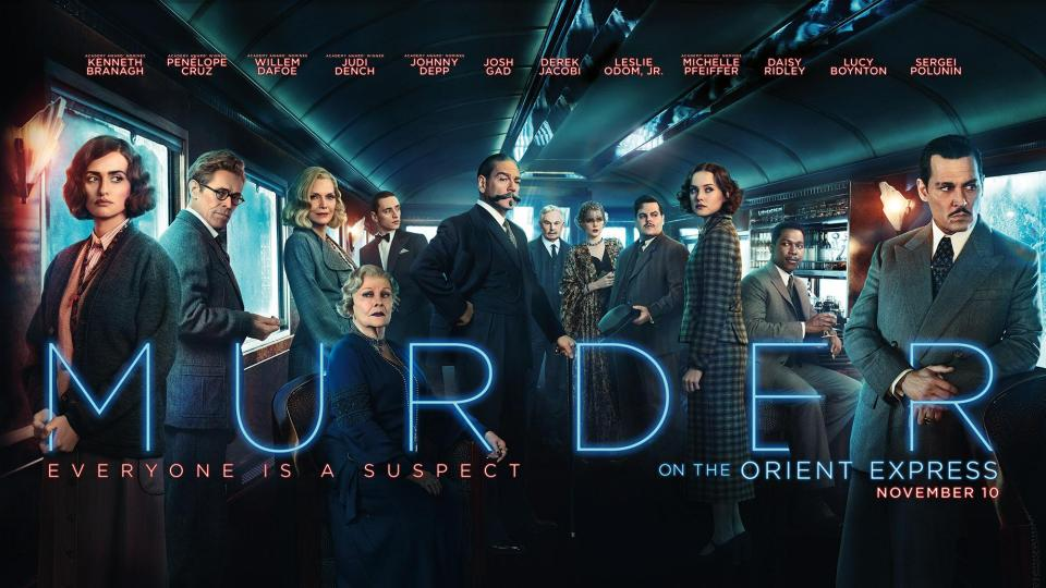 murder on the orient