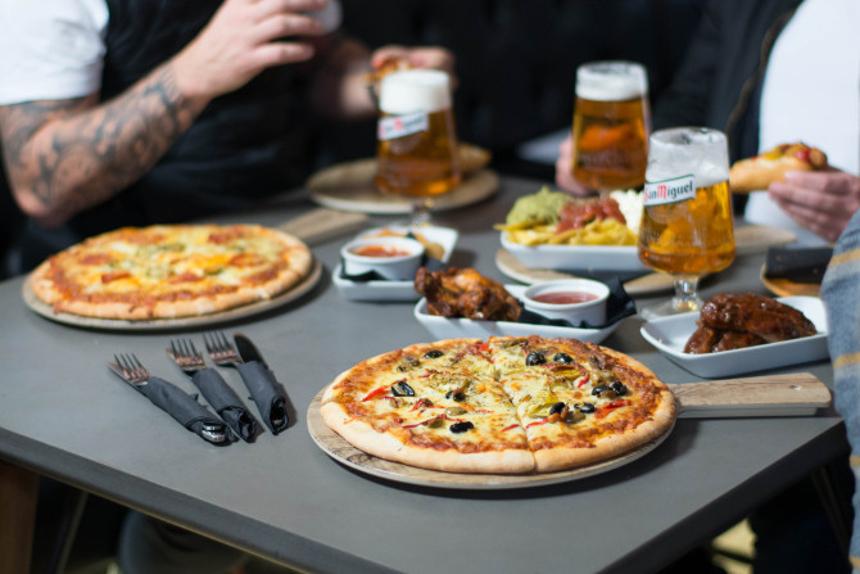 Mulholland pizza week