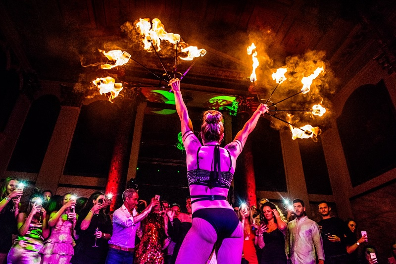 Voodoo at Alma de Cuba - boys night out in Liverpool