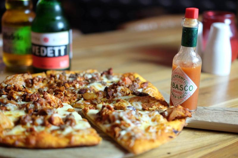 Pizza Week - Mulholland Liverpool