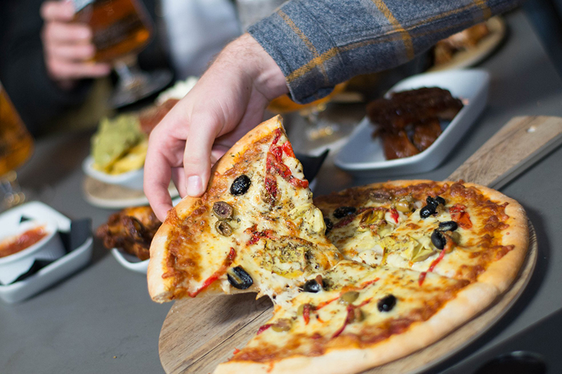 Mulholland Liverpool Pizza week