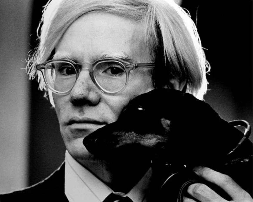 andy warhol facts