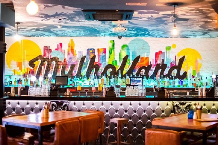 Mulholland Bar - dinner shows in Liverpool