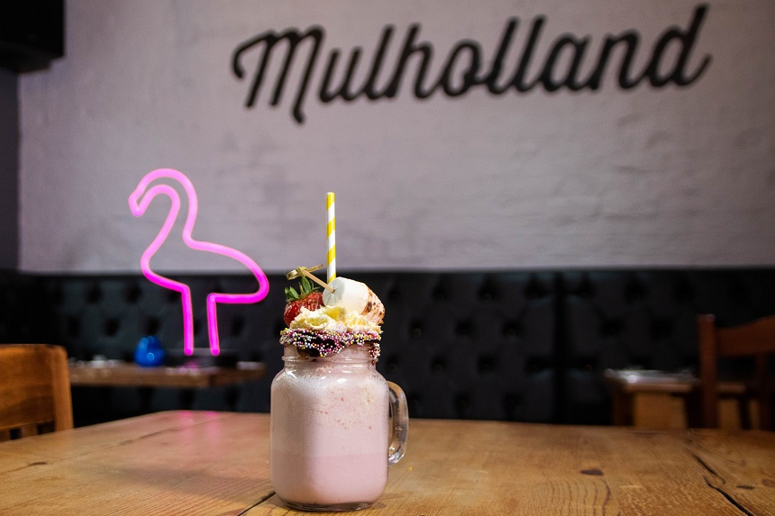 Kids' Parties at Mulholland