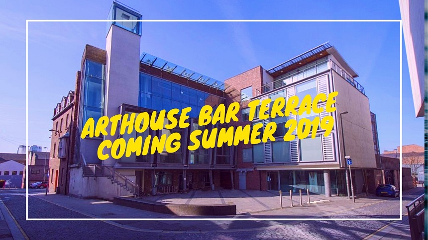 Arthouse Bar Terrace - places to drink in Liverpool