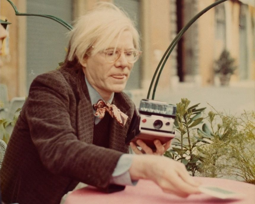 Andy Warhol's pictures