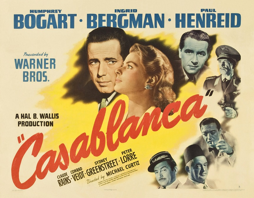Classic films - Casablanca